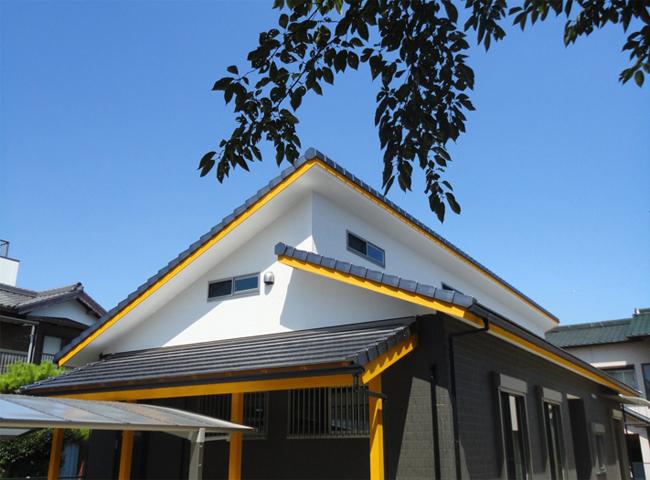 建物完成見学会 落ち着きと趣の美しい平屋の住まい