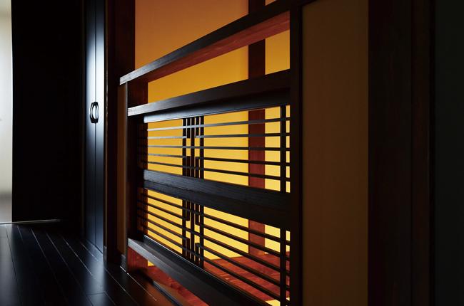 イメージしたのは京都の町家