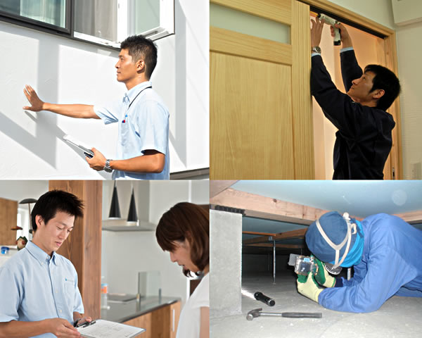 家づくりお役立ちQ&A~アフターサービス編~|碧南市・西尾市の注文住宅ならCocowa home