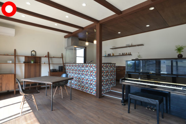 Cocowa home WORKS:1~レトロ和モダンの家~|碧南市・西尾市の注文住宅ならCocowa home
