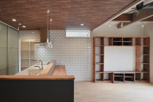 【西尾市の注文住宅】Cocowa home WORKS:5~洗練された黒い家~