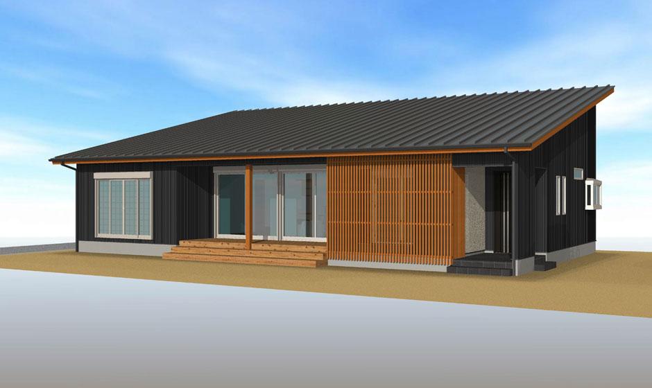 新築物語:「敷地内に3棟が暮らす家を施工します vol.1」