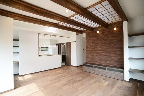 Cocowa home WORKS:9~吹き抜けのあるジャパネスクデザインの家~前編