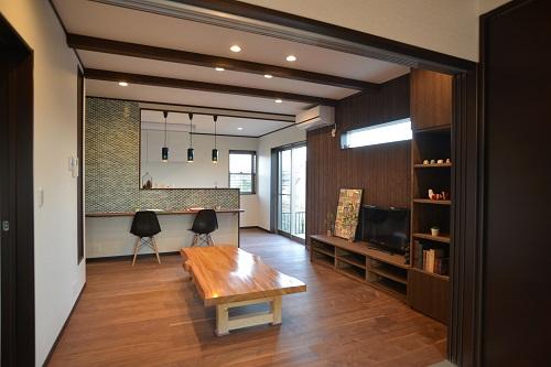 【高浜市の注文住宅】Cocowa home WORKS:8~素材が美しいひだまりの家~前編