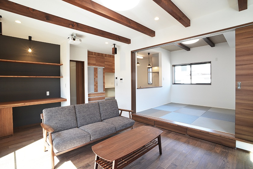 「和モダンデザイン」で心癒される住宅をつくろう