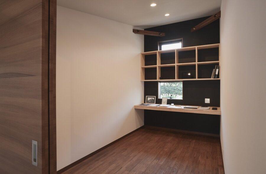 マイホームはインテリアも重要!造付家具で叶える統一感ある室内デザイン