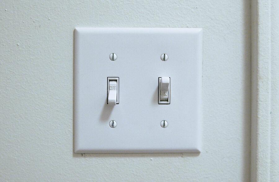 【実は重要!】スイッチやコンセントの位置やデザイン