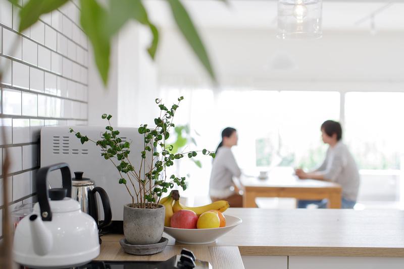 夫婦で家事分担が実現できる家づくりを!