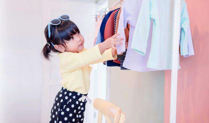 子どもが積極的に片付けをする!魔法のお片付け方法!