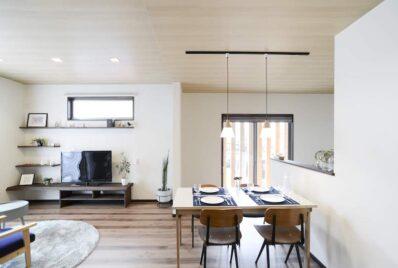 2,000万円台で叶うデザイン住宅〜小さい子どもが暮らしやすい家〜