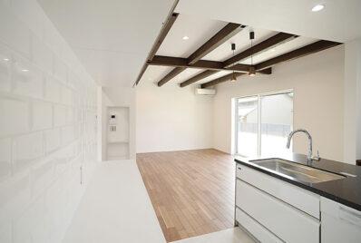 2,000万円台で叶うデザイン住宅〜暮らしやすさを感じる住まい〜