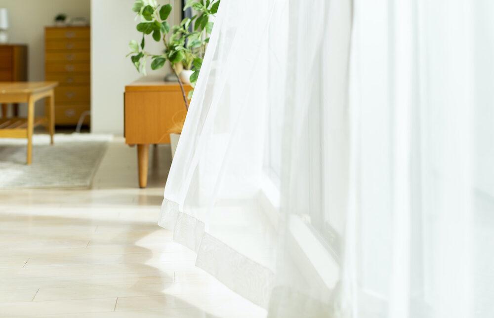 整理収納アドバイザーがお届けする暮らしの楽しみ方〜カーテン編〜