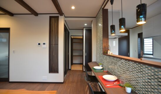 Cocowahomeの和モダンデザインでおしゃれな家づくりを